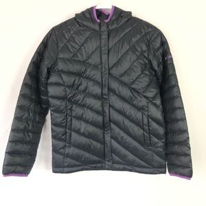 NWOT Columbia Girls Puffer Full Zip Coat Quilted